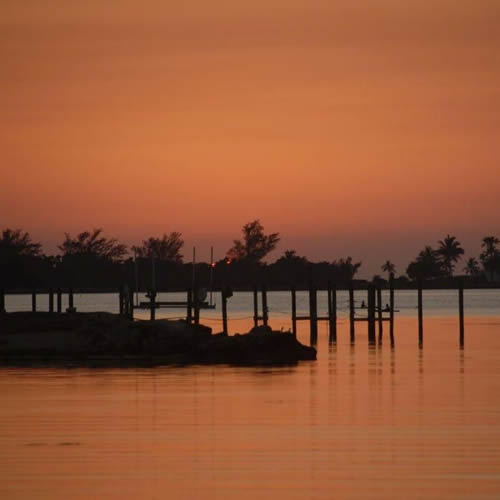 Ellis Rosenberg, Sunset Grassy Key