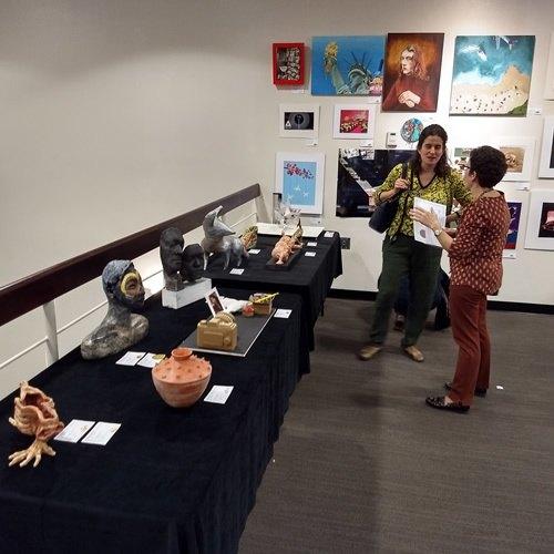FCPS Art Awards Exhibit