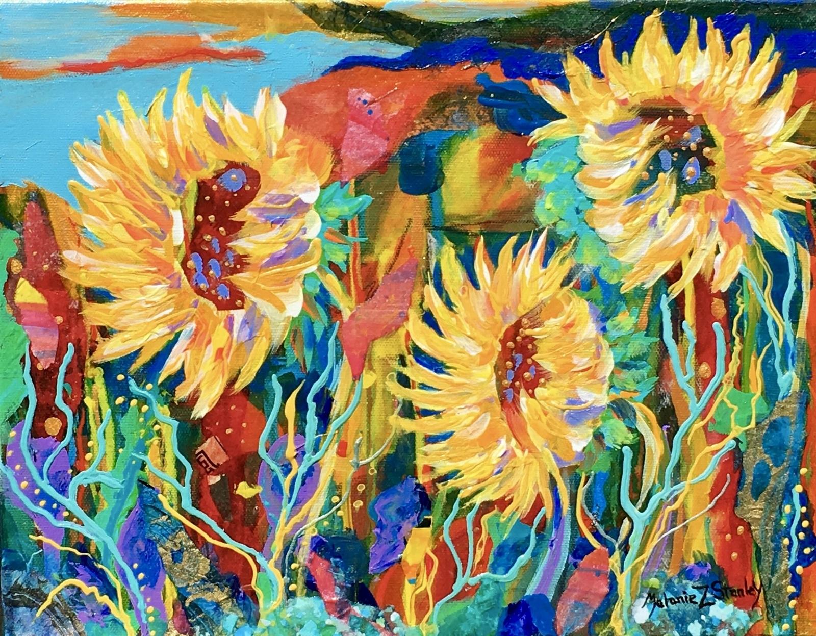Melanie Stanley, Sunflowers